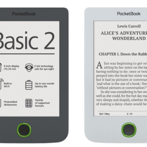PocketBook Basic 2 – nová konkurence pro Amazon Kindle 5
