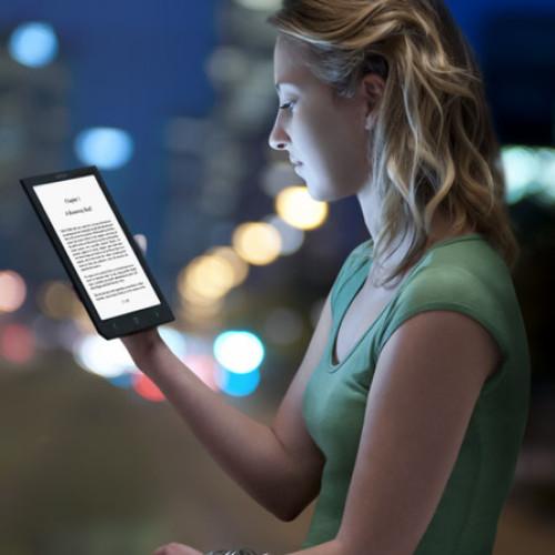 E-book čtečky s velkým E-Ink displejem