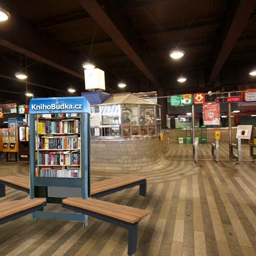 Knihobudky aneb netradiční veřejné knihovny