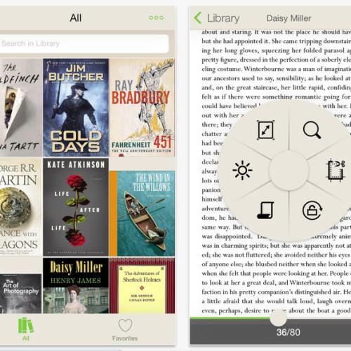 PocketBook reader pro Apple iPhone
