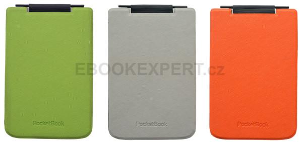 Kryty Flipper pro čtečky PocketBook Touch Lux 2 a PocketBook Basic Touch