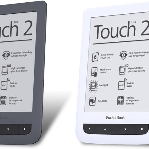 PocketBook svolává čtečky Touch LUX 2 z důvodu možných problémů s baterií