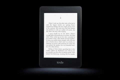 Kindle Paperwhite 2012
