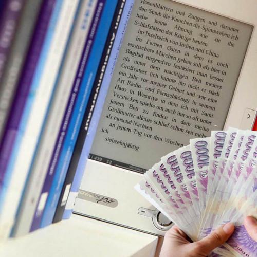 Vyplatí se e-knihy? Aneb srovnání cen knih