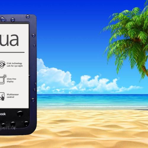 PocketBook Aqua – vodotěsná ebook čtečka