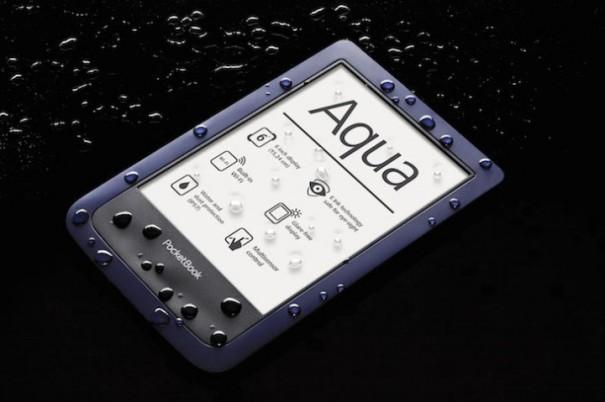 PocketBook Aqua - vodotěsná ebook čtečka