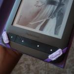 Pouzdro Tuff-Luv Fluffies se čtečkou PocketBook Touch Lux 2