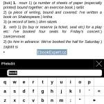 Funkce slovníku ve čtečce PocketBook 626