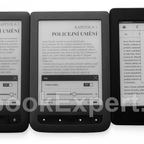Zkušenosti s PocketBook Touch Lux 2 626 a porovnání s konkurencí