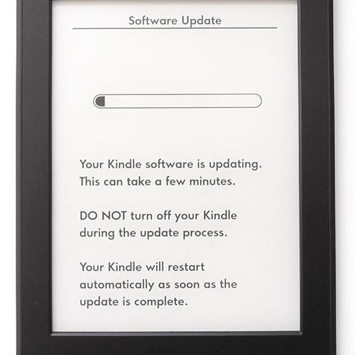 Amazon Kindle Paperwhite 2 – update firmware 5.4.5