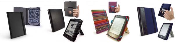 Pouzdra Tuff-Luv pro Kindle Paperwhite 2