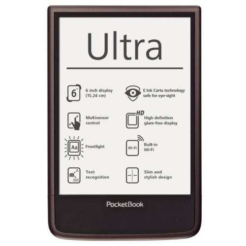 Pocketbook Ultra – mnohem více než jen čtečka elektronických knih