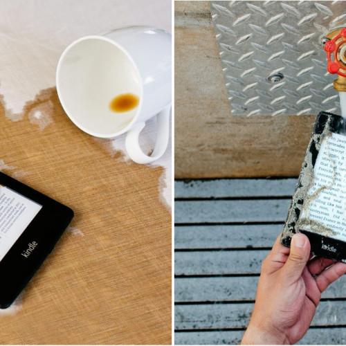 Vodotěsná čtečka e-knih Kindle Paperwhite 2