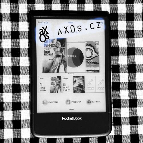 PocketBook Ultra 650 – nové uživatelské rozhraní – fotogalerie