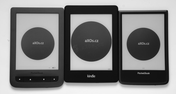 PocketBook Touch Lux 2 vs Kindle Paperwhit 2 vs PocketBook Ultra