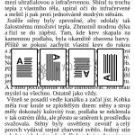 Možnost změny orientace displeje při čtení dokumentu