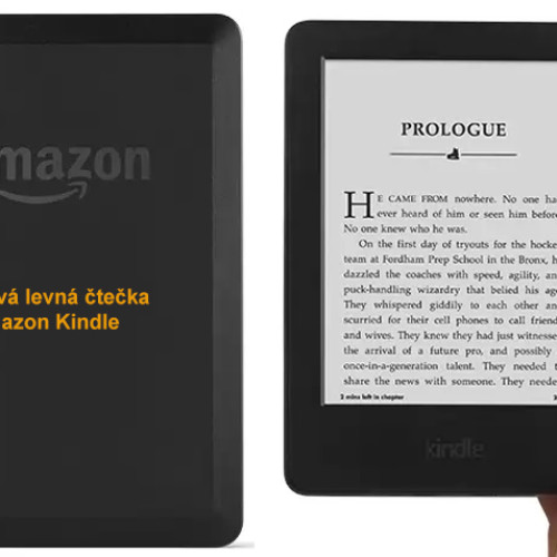 Nový low-end Kindle pro rok 2014