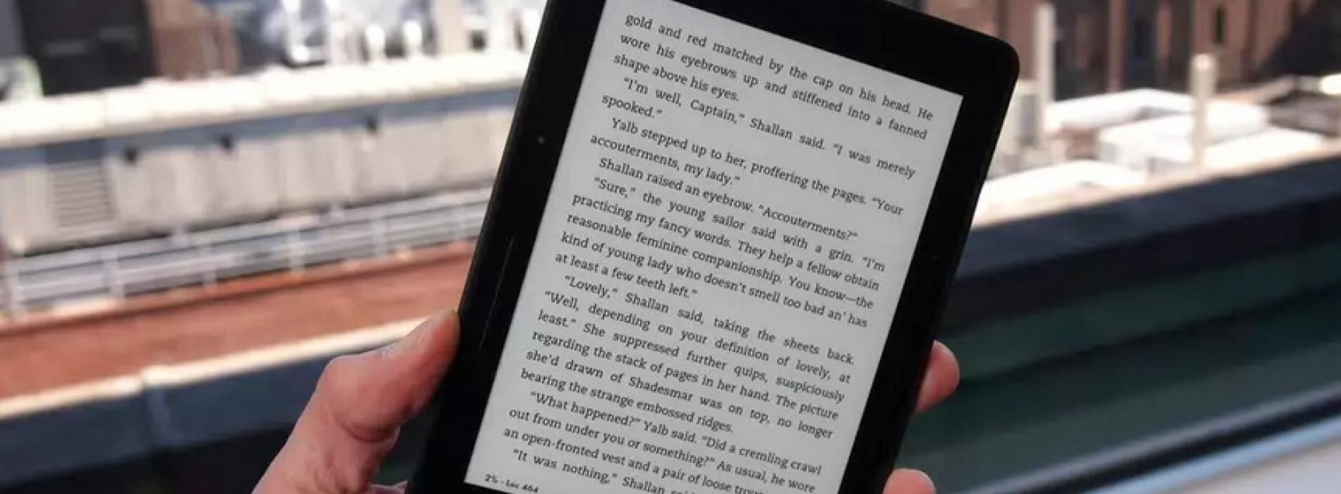 Amazon Kindle Voyage aneb Paperwhite 3 se letos nekoná