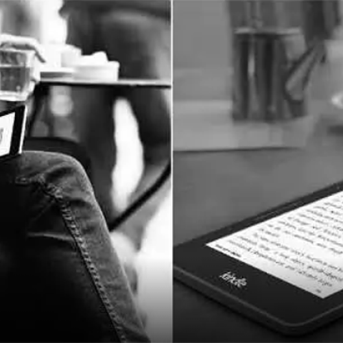 První recenze Amazon Kindle Voyage