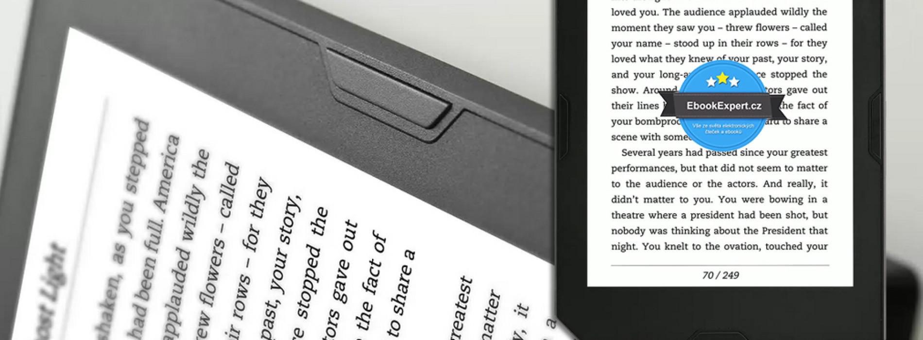 Bookeen Cybook Muse – představení nové 6″ ebook čtečky