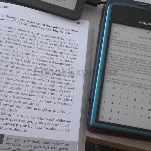 Recenze PocketBook Ultra 650 – 2. část