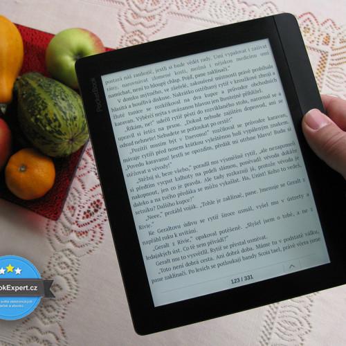 Recenze PocketBook Inkpad 840 – ideální čtečka na PDF
