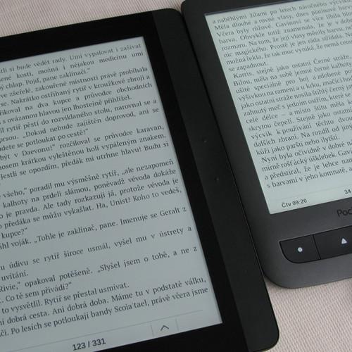 První zkušenosti s PocketBook Inkpad 840 před recenzí