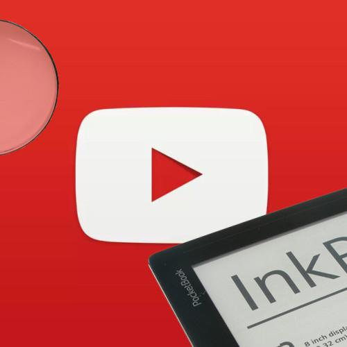 PocketBook Inkpad – videopředstavení