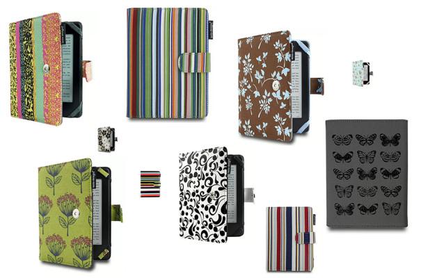 Pouzdra Lente Designs pro ebook čtečky