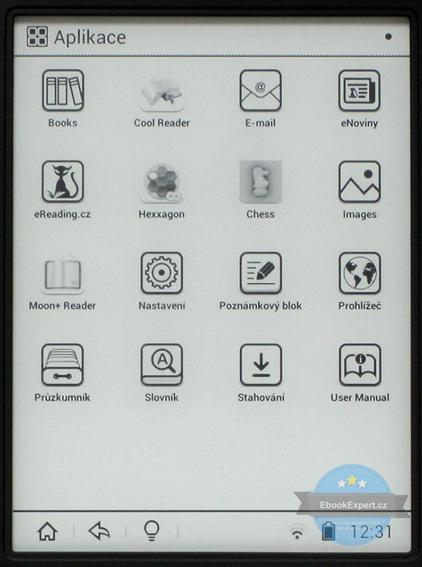 Aplikace od výroby i doinstalované