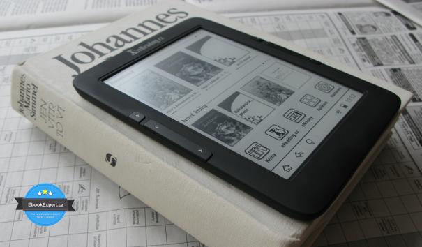 Ebook čtečka eReading 4 Touch Light