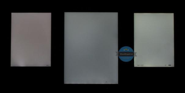 Srovnání Kindle Paperwhite 2 x PocketBook Inkpad x Touch Lux 2