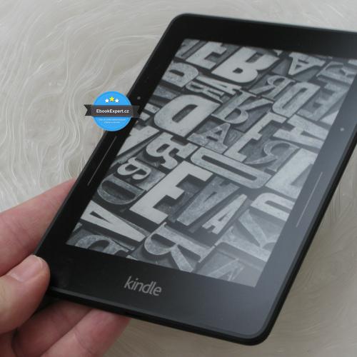 Amazon Kindle Voyage v rukou – první dojmy z luxusní ebook čtečky