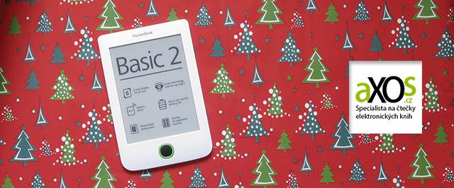 PocketBook Basic 2 614 - vánoční dárek