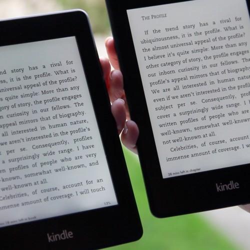 Jakou máte čtečku Amazon Kindle?