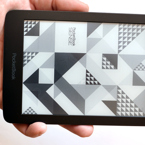 PocketBook Sense v ruce – ptejte se
