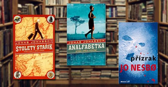 Nejprodávanější e-knihy v leden 2015