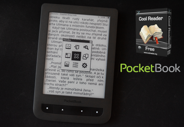 PocketBook & Cool Reader