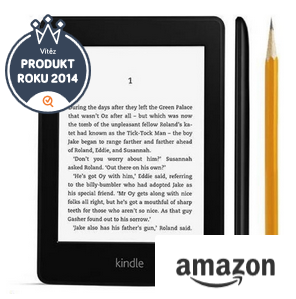 Amazon Kindle Paperwhite 2 - produkt roku 2014