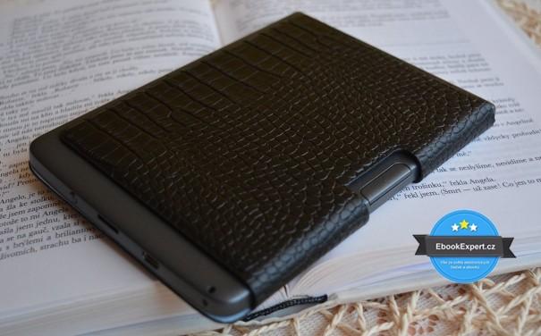 PocketBook Sense - kryt si ke čtečce přilepíte