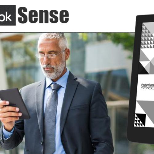 PocketBook Sense – exkluzivní česká recenze