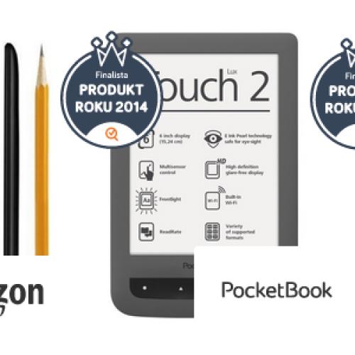 Ebook čtečka roku 2014