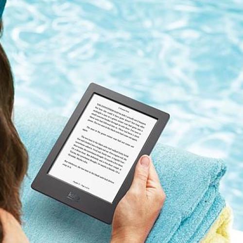 Jak se pokusit zachránit utopenou ebook čtečku