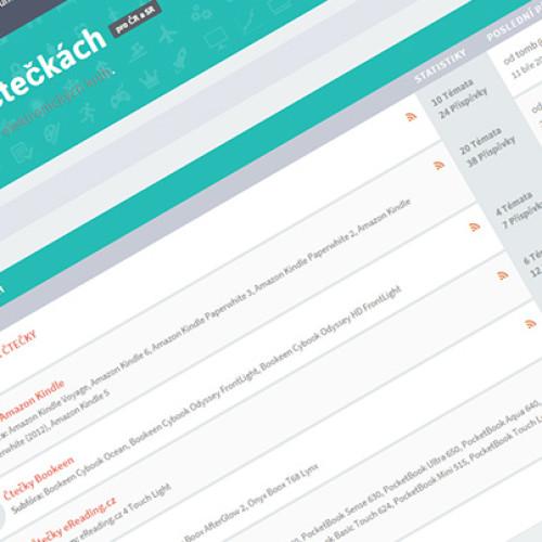 EbookExpert.cz má vylepšené diskuzní fórum!