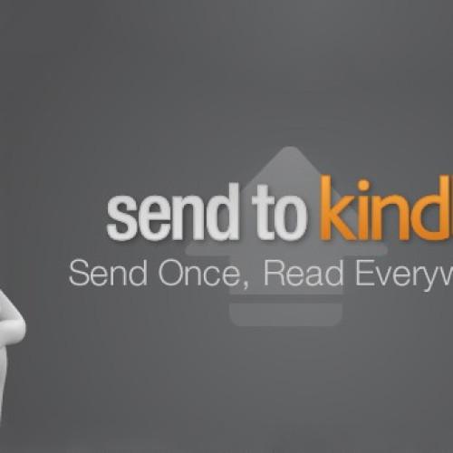 Bezplatná služba Send to Kindle končí?
