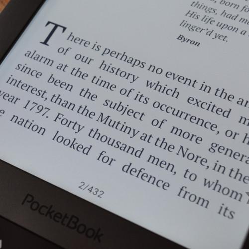 První dojmy z e-book čtečky PocketBook Touch Lux 3 626 (2)