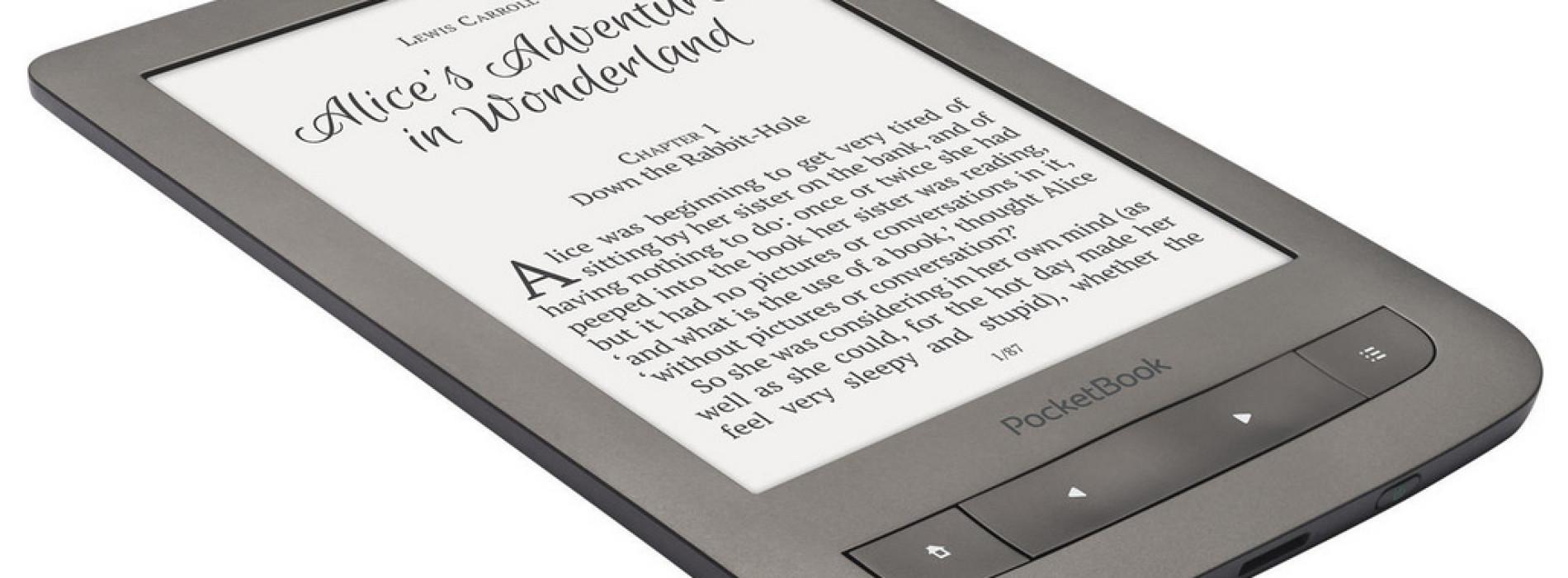PocketBook Touch Lux 3 s E-Ink Carta – neoficiální představení