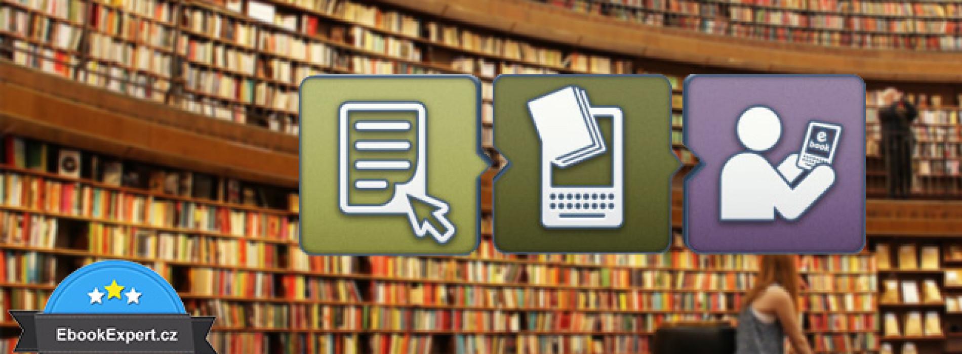 Vypůjčování e-knih z knihoven v ČR realitou