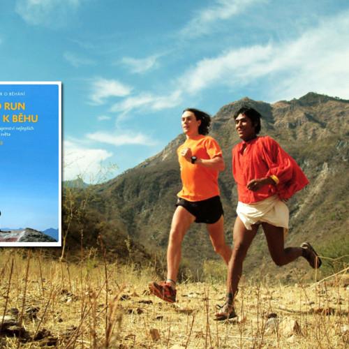 Kniha Zrozeni k běhu – Born to run