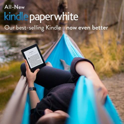 Kindle Paperwhite 3 s displejem z Kindle Voyage